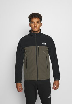The North Face - MENS APEX BIONIC JACKET - Chaqueta softshell - green