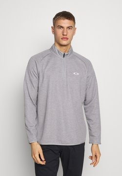 Oakley - RANGE PULLOVER 2.0 - Sweatshirt - fog grey heather
