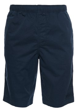 Superdry - WORLDWIDE CHINO SHORT - Shorts - total eclipse