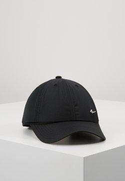 Nike Sportswear - UNISEX - Casquette - black/metallic silver