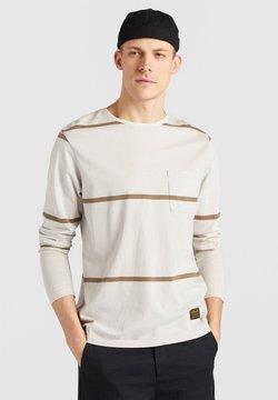 khujo - LUCIAN - Langarmshirt - beige