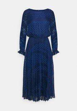 Emporio Armani - DRESS - Cocktailkleid/festliches Kleid - blu royal