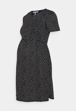 Envie de Fraise - LIMBO - Robe en jersey - black/white