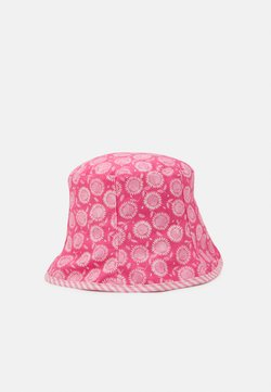 maximo - MINI GIRL REVERSIBLE - Hut - pink/wollweiß
