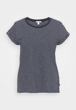 edc by Esprit - CORE - T-Shirt print - dark blue