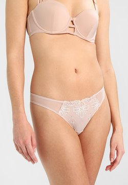 Chantelle - CHAMPS ELYSEES TANGA - String - dune