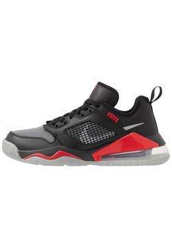 Jordan - MARS 270  - Basketbalschoenen - black/metallic silver/university red/wolf grey/dark grey/white