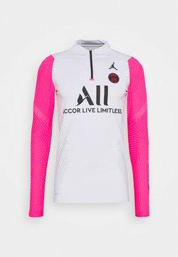 Nike Performance - PARIS ST GERMAIN - Pelipaita - white/hyper pink/black