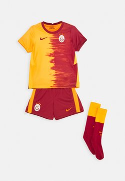 Nike Performance - GALATASARAY ISTANBUL HOME SET UNISEX - Korte sportsbukser - vivid orange/pepper red