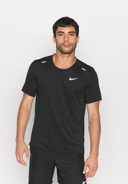 Nike Performance - RISE - T-shirt imprimé - black
