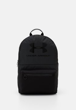 Under Armour - LOUDON LUX BACKPACK - Sac à dos - black