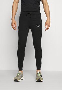 SQUATWOLF - STATEMENT CLASSIC - Jogginghose - black