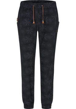 alife & kickin - ALICIA B - Pantalones deportivos - black