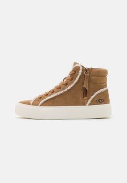 UGG - OLLI HERITAGE - Sneaker high - chestnut