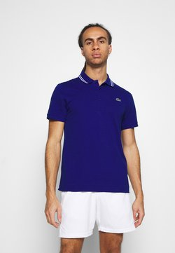 Lacoste Sport - DETAILED COLLAR - Poloshirt - cosmic/white