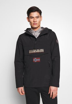 Napapijri - RAINFOREST SUMMER POCKET - Windbreaker - black