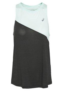 ASICS - TOKYO TANK - Funktionsshirt - mint tint/graphite grey