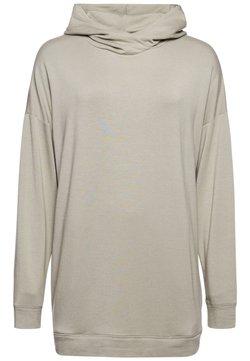 Superdry - Bluza z kapturem - seagrass
