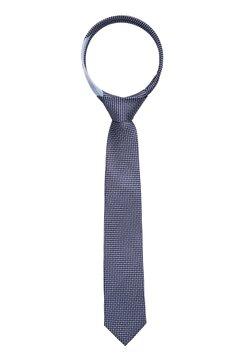 Tommy Hilfiger - MICRO DESIGN TIE - Krawatte - blue