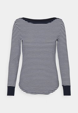 Lauren Ralph Lauren - Langarmshirt - french navy/white