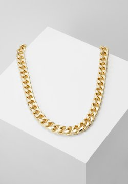 Topman - THICK CHAIN - Necklace - gold-coloured