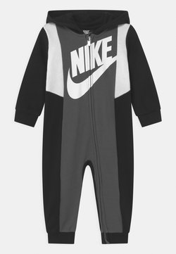 Nike Sportswear - SPORTSWEAR HOODED FULL-ZIP  - Haalari - black