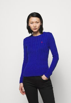 Polo Ralph Lauren - CLASSIC - Strickpullover - rugby royal
