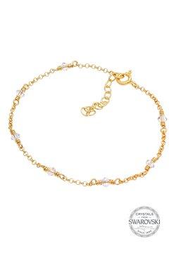 Elli - KRISTALL ARMBAND - Armband - gold