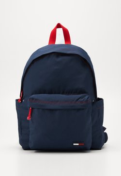 Tommy Jeans - TJM CAMPUS  BACKPACK - Reppu - blue
