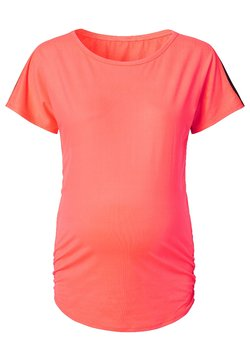 Noppies - T-shirt basic - coral