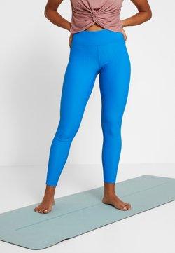Casall - VISION SHINY HIGH WAIST - Trikoot - fierce blue