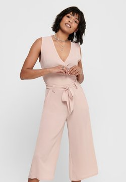 ONLY - JUMPSUIT WICKEL - Combinaison - rose smoke