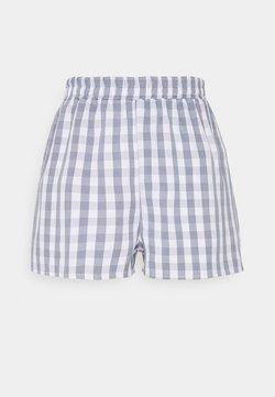 Missguided - ELASTICATED WAIST - Shorts - blue