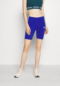 adidas Performance - Tights - bold blue/white