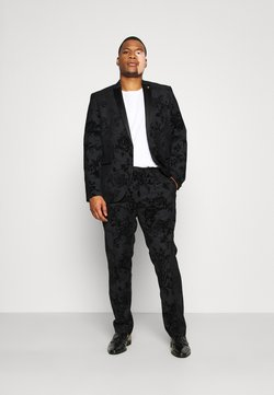 Twisted Tailor - MARSHALL SUIT PLUS - Anzug - charcoal