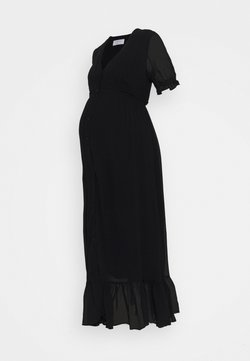 IVY & OAK Maternity - Vestido largo - black