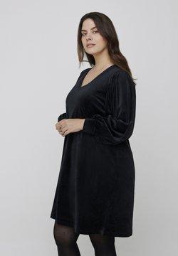 Zizzi - Vestido ligero - black