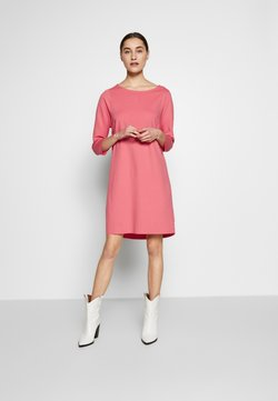 Marc O'Polo - STRAIGHT - Jerseykleid - bright berry
