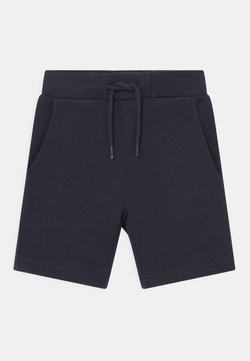 KnowledgeCotton Apparel - RUE - Shorts - total eclipse