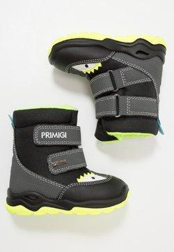 Primigi - Obuwie do nauki chodzenia - grey/black