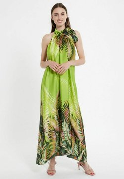 Ana Alcazar - CASHA - Maxikleid - green