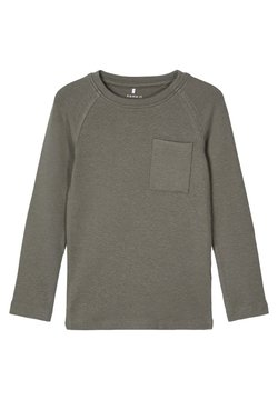 Name it - X-SLIM - Longsleeve - castor gray