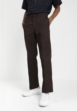 Dickies - ORIGINAL 874® WORK PANT - Trousers - dark brown