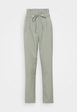 YAS Petite - YASTUDOR PANT - Pantalones - shadow