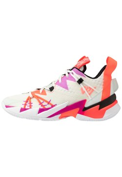 Jordan - WHY NOT SE - Zapatillas de baloncesto - sail/black/spruce aura/flash crimson/hyper violet