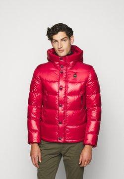 Blauer - GIUBBINI CORTI IMBOTTITO - Gewatteerde jas - dark red
