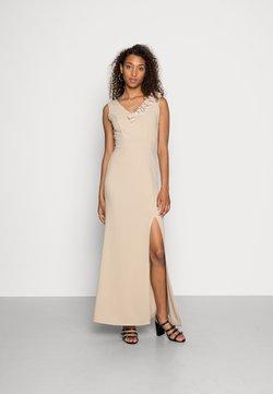 WAL G. - ALEXA DRESS - Robe de cocktail - beige