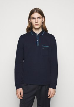 Missoni - LONG SLEEVE - Poloshirt - blue navy