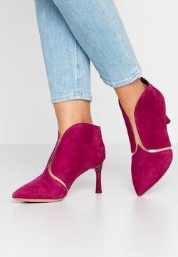 Tamaris - Boots à talons - cranberry