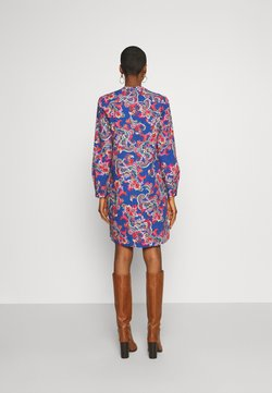 Emily van den Bergh - Freizeitkleid - blue/multi-coloured